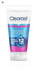 Lot 6 Clearasil ULTRA Rapid Action Daily Face Wash 150ml
