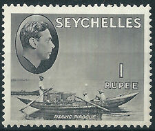 Seychelles (until 1976) Royalty Stamps