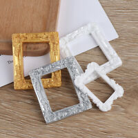 Miniature Art Picture Photo Painting Frame Dollhouse Decor Accessories FE