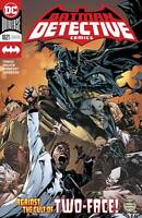 Detective Comics #1021 (2020 Dc Comics) First Print Hennessy Cover