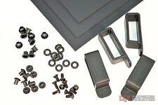 "Kydex (Boltaron) Holster DIY Kit w/ OWB Belt Loops (1.5"" Belts)"