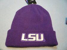 0363c5f8691 Nike LSU Tigers Flash BRAND NEW beanie cap Louisiana SEC Football NWT