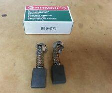 999071 Carbon Brush ( auto stop Type ) Hitachi