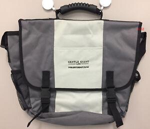 GENTLE GIANT LTD fan club PREMIUM guild member EXCLUSIVE bag (never used)