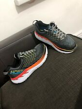 Hoka One One Clifton 4 Light Weight Men's Running Trainers UK Size 7