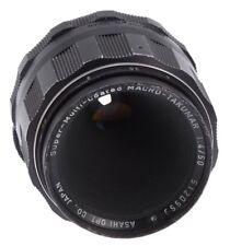 Pentax 50mm f4.0 Macro Manual Focus M42 Thread Mount Lens     2
