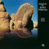 JACKIE & ROY/JACKIE CAIN/ROY KRAL (PIANO/VOCALS) - A WILDER ALIAS NEW CD