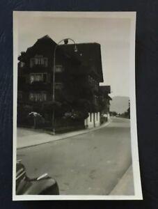 Photograph Nr Lake Lucerne Switzerland 1952 Buildings House 8.5cm x 5.5cm 2188