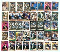 (35) MIKE PIAZZA Bowman Rookie RC Prospect ROY Rated Rookie LOT Dodgers HOF