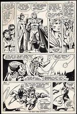 Green Lantern #144 Art by Joe Staton Early Omega Men appearance