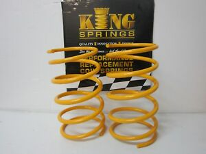 Ultralow Lowered Front KING Springs to suit WM V8 Statesman & Caprice Models