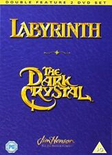 Labyrinth/The Dark Crystal [DVD]