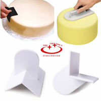 Kuchen Glatter Polierer Werkzeuge Cutter Dekorieren Fondant Sugarcraft Schimmel