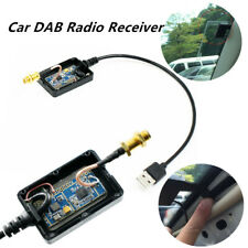 Car Trucks DAB Digital Tuner Radio Receiver Android Navigation DVD USB Antenna