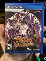 Trillion: God of Destruction (Sony PlayStation Vita, 2016)