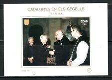 CATALUÑA EN SELLOS HB Nº 127 CULTURA/JOSEP PLA