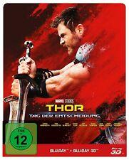 Thor: Tag der Entscheidung (2D+3D Blu-Ray Steelbook) (Neu)