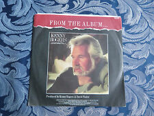 RECORD 45 RPM - KENNY ROGERS , WHAT ABOUT ME? / THE REST OF LAST NIGHT
