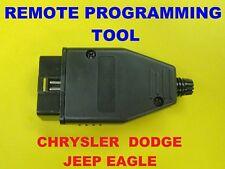 Mitsubishi Chrysler Dodge Eagle Remote Programmer Program Tool Easy Instruction