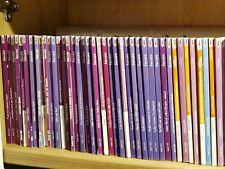 102 cora romane, Liebesromane, in 64 Büchern ; Baccara, Tiffany, Julia, usw.
