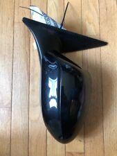 2010 BMW E89 Z4 Roadster Left Driver Side Mirror Fold Dim Black OEM 7195313