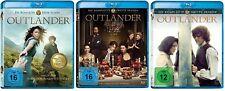 Outlander Staffel 1-3 (1+2+3) Blu-ray Set Neu und Originalverpackt