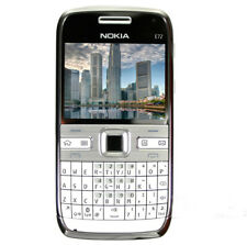 Refurbished Nokia E72 Original Factory unlock Cellular Camera Phone 5MP 3 Colors