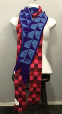 Stussy And Vans Knit Scarf Unisex  Lot Of 2