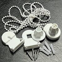 25mm Roller Blind Fitting Repair Kit Replacements Complete Brackets + Chain Fit