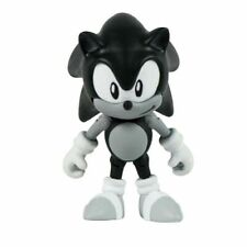 Action Figure Toy - Sonic the Hedgehog - Classic Sonic - Black and White