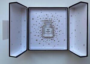 CHANEL No 5 L'EAU eau de toilette miniature 1,5 ml micro bottle BNIB VIP GIFT