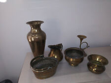 Brass decorative knick knacks