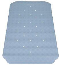 Betz Tapis de douche antidérapant en caoutchouc naturel CAIRO 40x70 cm bleu