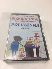 CANZONCINE IN TV Rosvita Bimbomix SIGILLATA MC 45 giri sigle cartoni animati