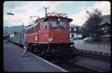 35mm slide ÖBB Österreichische Bundesbahnen 1245.532 Seefeld Austria1979original