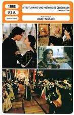 A TOUT JAMAIS - Barrymore (Fiche Cinéma)1998 - Histoire De Cendrillon/Ever After