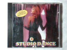 CD Studio dance 4 DJ CERLA MORATTO TALEESA MOLELLA CO.RO CABBALLERO ALEX PARTY
