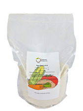 Bone Meal 3-15-0 Plus 24% Calcium Great for Blooms & Roots Growth 10 LB