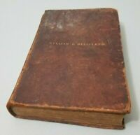 Gomez, Isaac. Selections Of A Father For The Use Of His Children 1820 New York