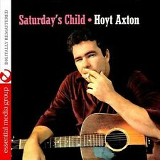 Hoyt Axton - Saturday's Child [New CD] Manufactured On Demand