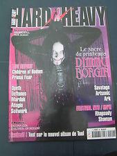 HARD N' HEAVY 2001 69 DIMMU BORGIR CHILDREN OF BODOM PRIMAL FEAR OPETH DEFTONE