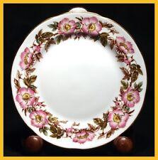 6 x Adderley Briar Rose 6 1/4 Inch Tea Plates