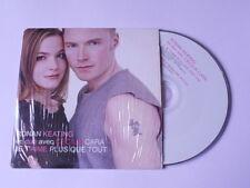 Ronan Keating & Cécilia Cara - je t'aime plus que tout - cd single