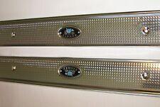 1971-1975 GM B Body 2 Door Hardtop & Convertible Door Sill Plates 1 Pair