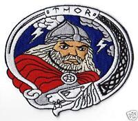 Aufnäher Thor Patch Donner-Gott Odin + Sif