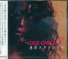 DEE CHIKA - 東京スクランブル - Japan CD - NEW J-POP TCRCD-012