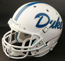 DUKE BLUE DEVILS 1985-1993 Schutt AiR XP Gameday REPLICA Football Helmet