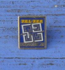 Pin's La Poste P.E.L-P.E.P, début des années 1990