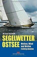 Delius Klasing,Segelwetter Ostsee,Wolken,Wind und Wellen, Mängelexemplar