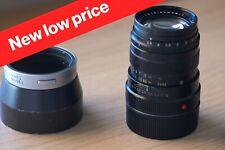 Leica Leitz Tele-Elmarit-M 90mm f2.8 lens _ USED / PERFECT OPTICS